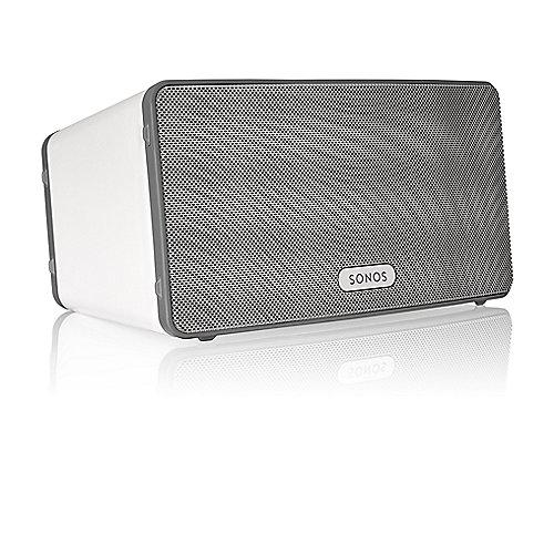 Sonos PLAY:3 weiß Vielseitiger Multiroom Smart ...