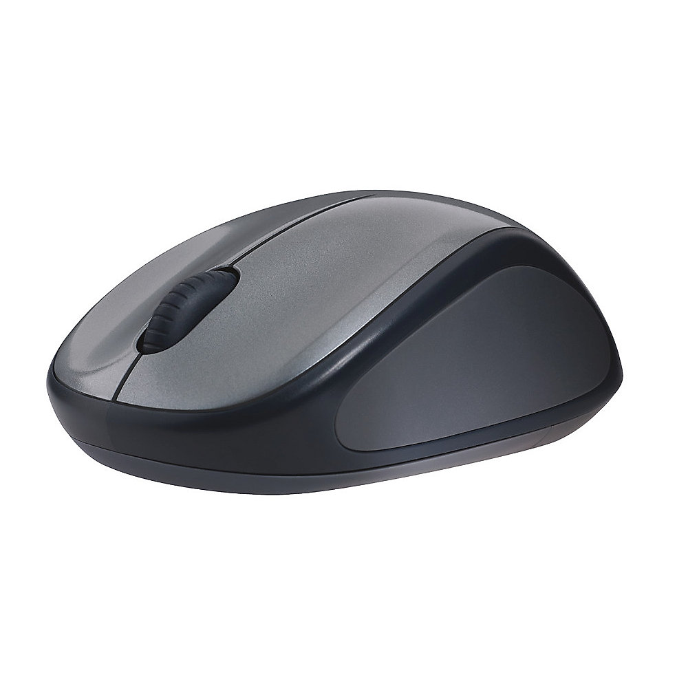 Logitech Wireless Mouse M235 Dark Grey