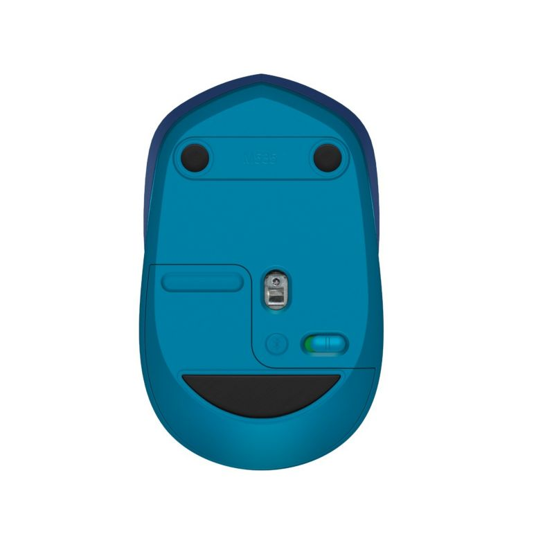 Logitech M535 Bluetooth Mouse Blue