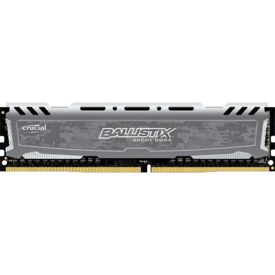 Ballistix 4GB  Sport LT DDR4-2400 CL16 (16-16-16) RAM | 0649528771292