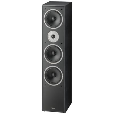 Magnat  Monitor Supreme 1002 3-Wege Bassreflex Standlautsprecher schwarz – Stück   4018843481005