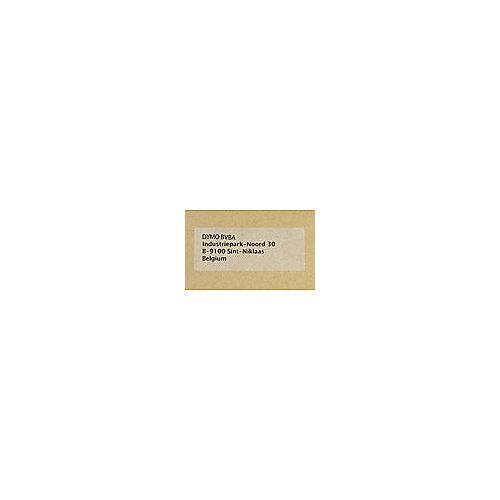 S0722410 Vielzweck-/Adressetiketten transparent klebend 260 Stk 36x89mm | 5411313990134