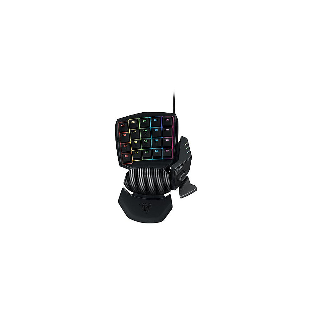 Razer Orbweaver Chroma USB Gaming Keypad für PC