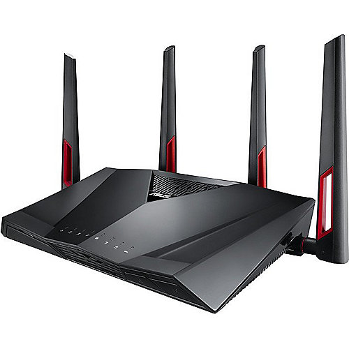 ASUS RT-AC88U Dualband Wireless AC3100 Gigabit ac-Router