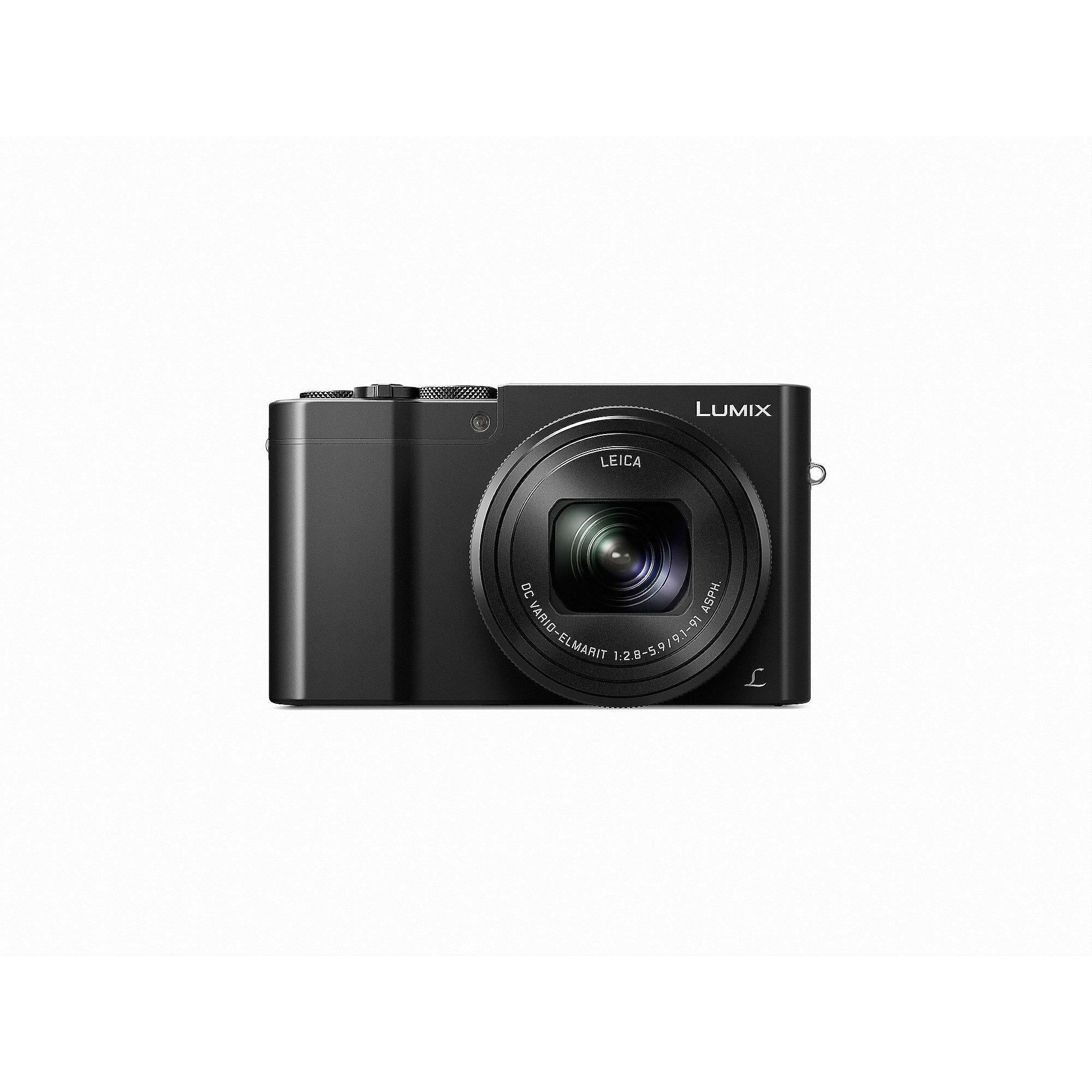 Panasonic Lumix DMC-TZ101 Reisezoom-Kamera schwarz ...