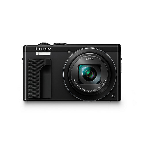 Panasonic Lumix DMC-TZ81 Digitalkamera schwarz
