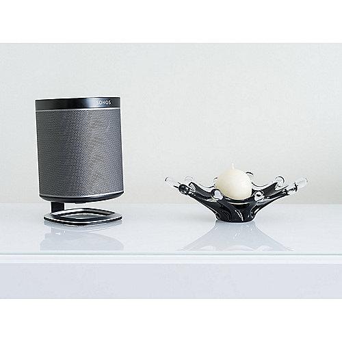 Flexson SONOS PLAY:1 Desk Standfuß – Schwarz (Stück) | 0708302560047