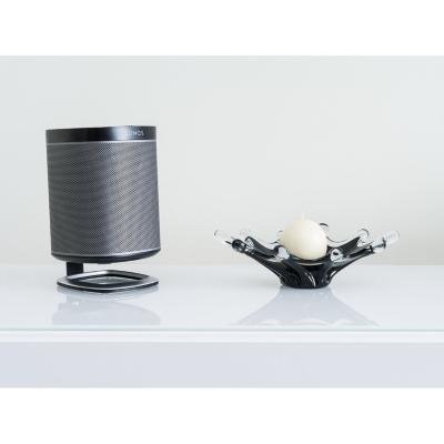 Flexon Flexson SONOS PLAY:1 Desk Standfuß – Schwarz (Stück) | 0708302560047