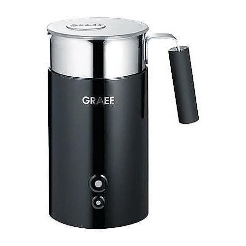 Graef MS702 Milchaufschäumer schwarz | 4001627002695