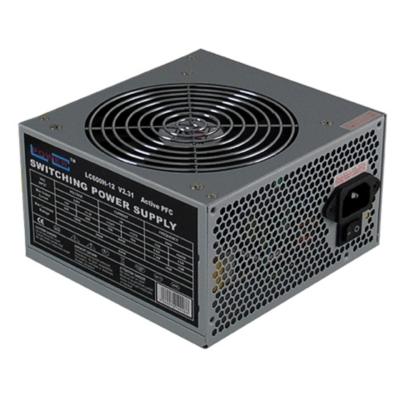LC-Power  LC600H-12 V2.31 600 Watt Netzteil PFC 120mm bulk | 4260070122286