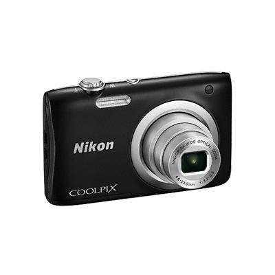 Nikon  COOLPIX A100 Digitalkamera schwarz   0018208948543