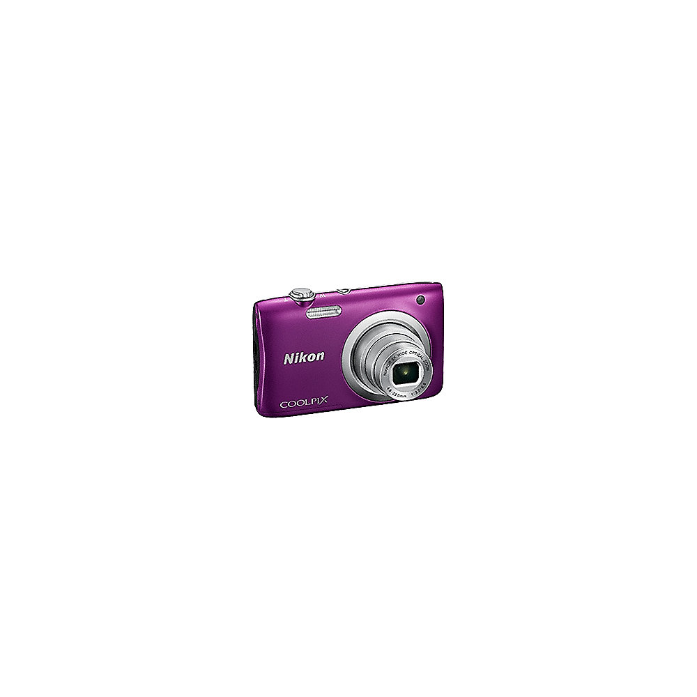 Nikon COOLPIX A100 Violett Ornament