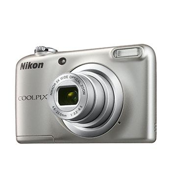 Nikon COOLPIX A10 Kit Silber