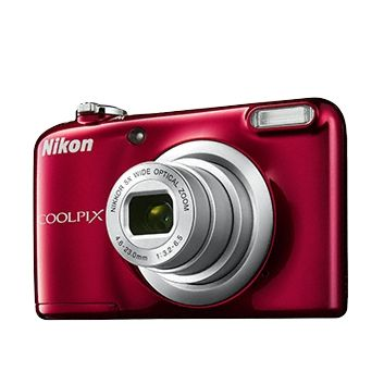 Nikon COOLPIX A10 Kit rot