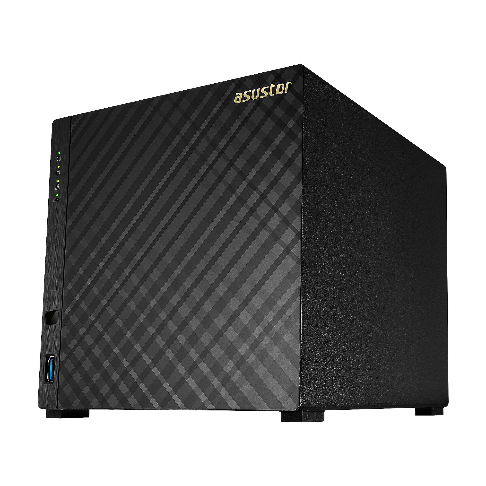ASUSTOR AS3104T NAS System 2-bay