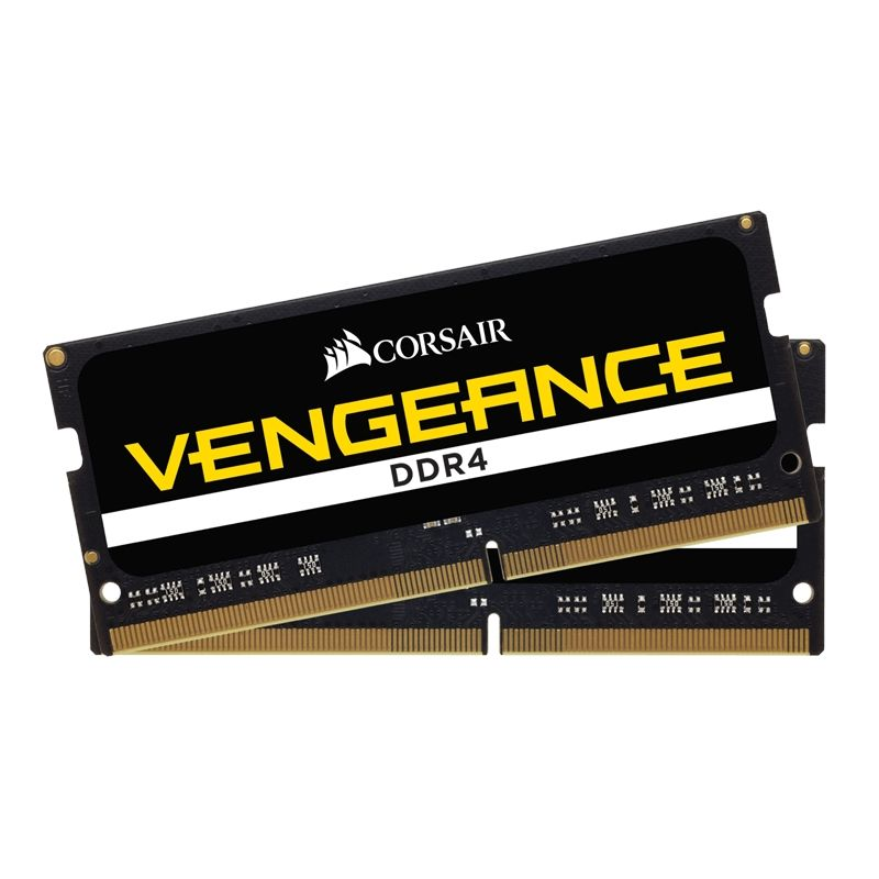 32GB (2x16GB) Corsair Value Select DDR4-2133 CL15 SO-DIMM RAM Kit
