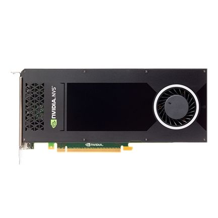 PNY Quadro NVS 810 NVIDIA 2x2GB DDR3 PCIe 8x Mini-DP - Retail