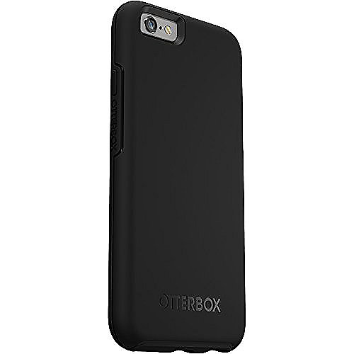 OtterBox Symmetry Series Case für iPhone 6/6s schwarz