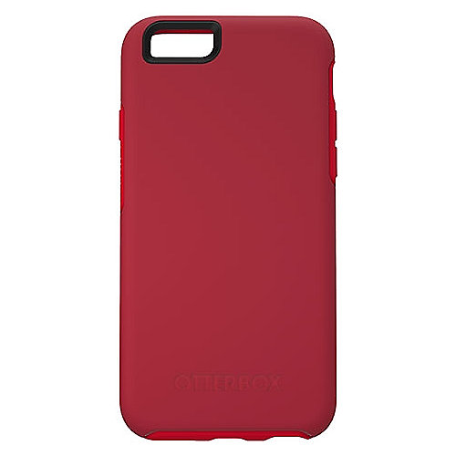 OtterBox Symmetry Series Case für iPhone 6/6s rot