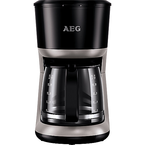 AEG KF 3300 Kaffeeautomat Perfect Morning Schwarz | 7332543438648