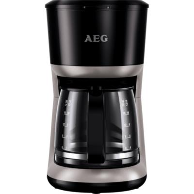 AEG Power Solution AEG KF 3300 Kaffeeautomat Perfect Morning Schwarz | 7332543438648