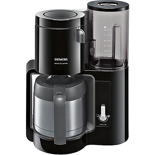 Siemens TC80503 Thermo- Filterkaffeemaschine schwarz | 4242003665787