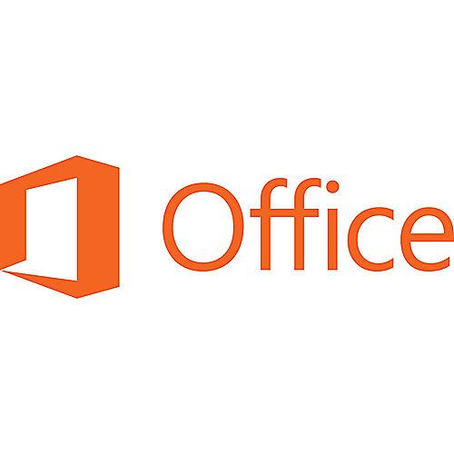 Microsoft Office Standard 2016 Lizenz 1User + SA Open-NL | 0659556770167