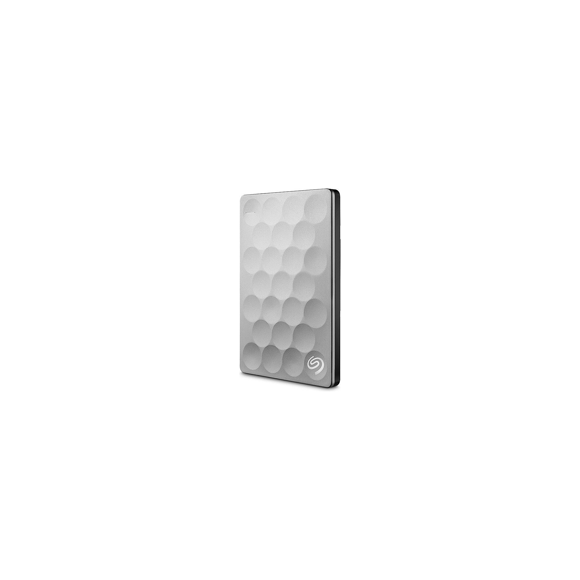 Seagate Backup Plus Ultra Slim USB3.0 - 1TB 2.5Zoll Silber