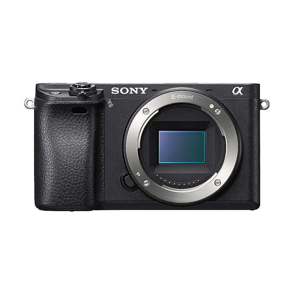 Sony Alpha 6300 Gehäuse Systemkamera ++ Cyberport