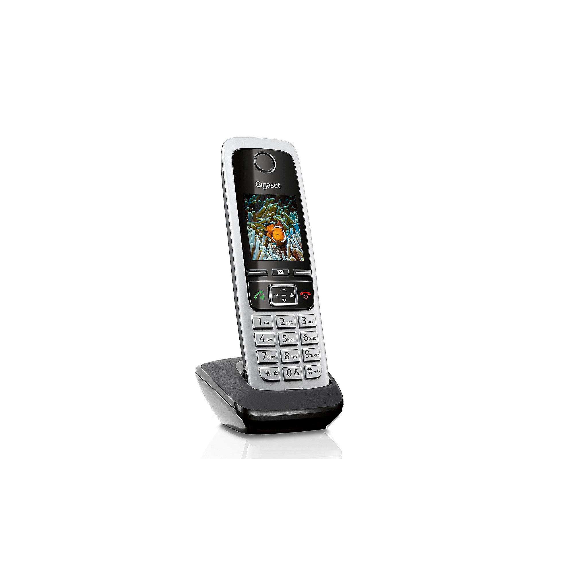 Gigaset C430HX Universal-Mobilteil für VoIP-Router mit DECT oder ...