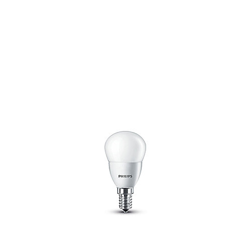 Philips LED Tropfen 5,5W (40W) E14 matt warmweiß
