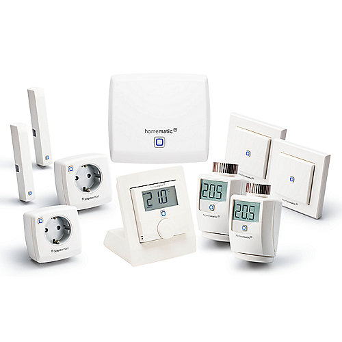 Homematic IP Allround Paket