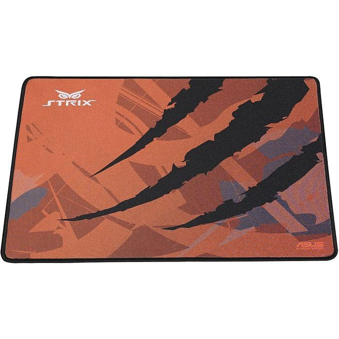 Asus STRIX Glide SPEED Gaming Mauspad orange/schwarz