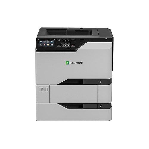 Lexmark CS720dte Farblaserdrucker LAN | 0734646593489
