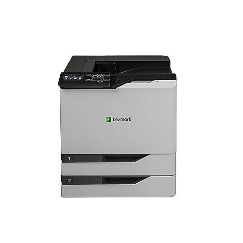 CS820dte Farblaserdrucker LAN   0734646580489