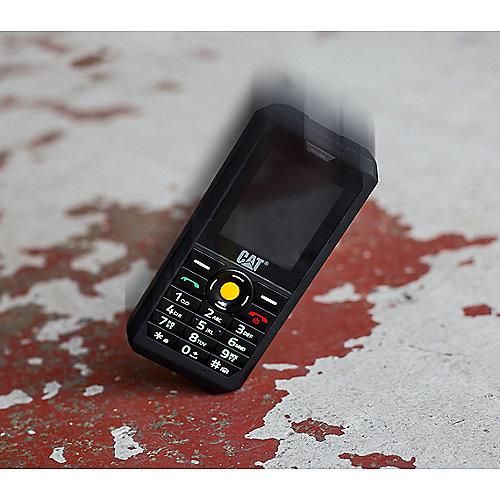 CAT B30 Dual-SIM schwarz Outdoor-Mobiltelefon ++ Cyberport ecc152e720302