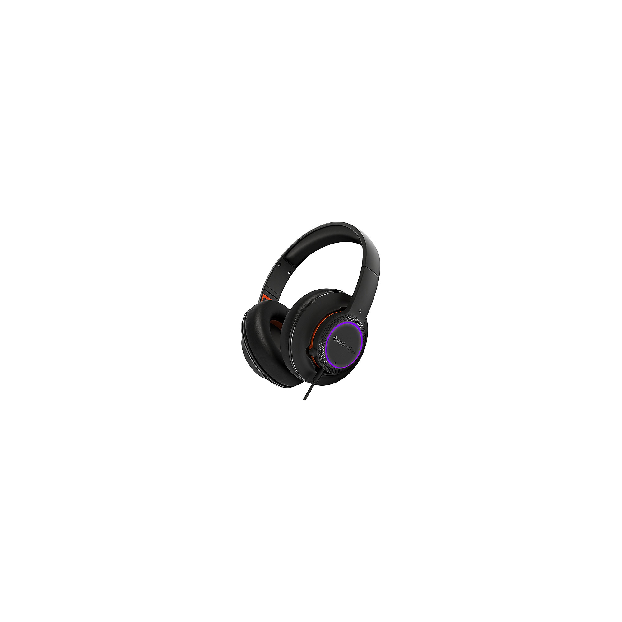 SteelSeries Siberia 150 Gaming Headset schwarz