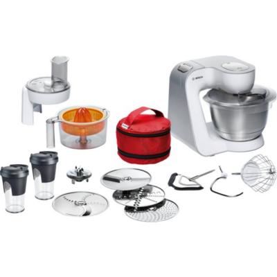 Bosch  MUM58W56DE Universal-Küchenmaschine CreationLine weiß | 4242002878850
