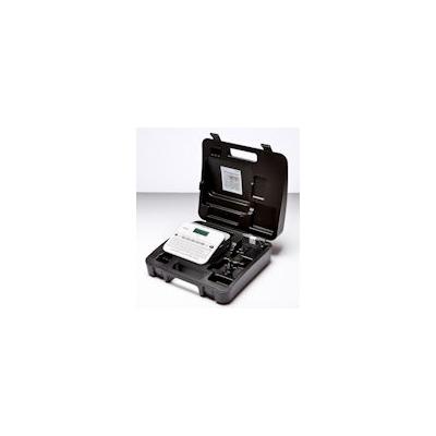 Brother  P-touch D400VP Beschriftungsgerät Zifferblock Barcodedruck Koffer Band | 4977766741569