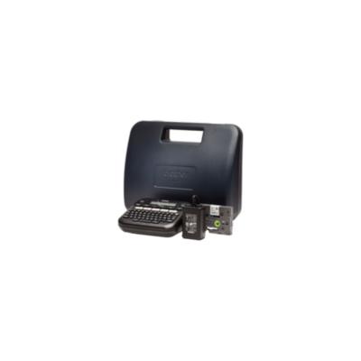 Brother  P-touch D210VP Beschriftungsgerät Inklusive Hartschalenkoffer Netzteil | 4977766757287