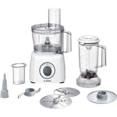 Bosch  MCM3200W Kompakt-Küchenmaschine grau weiß | 4242002853338