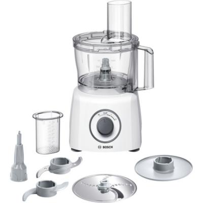 Bosch MCM3100W Kompakt-Küchenmaschine grau weiß