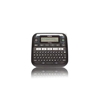 Brother  P-touch D210 Beschriftungsgerät 3 Jahre Garantie | 4977766747592
