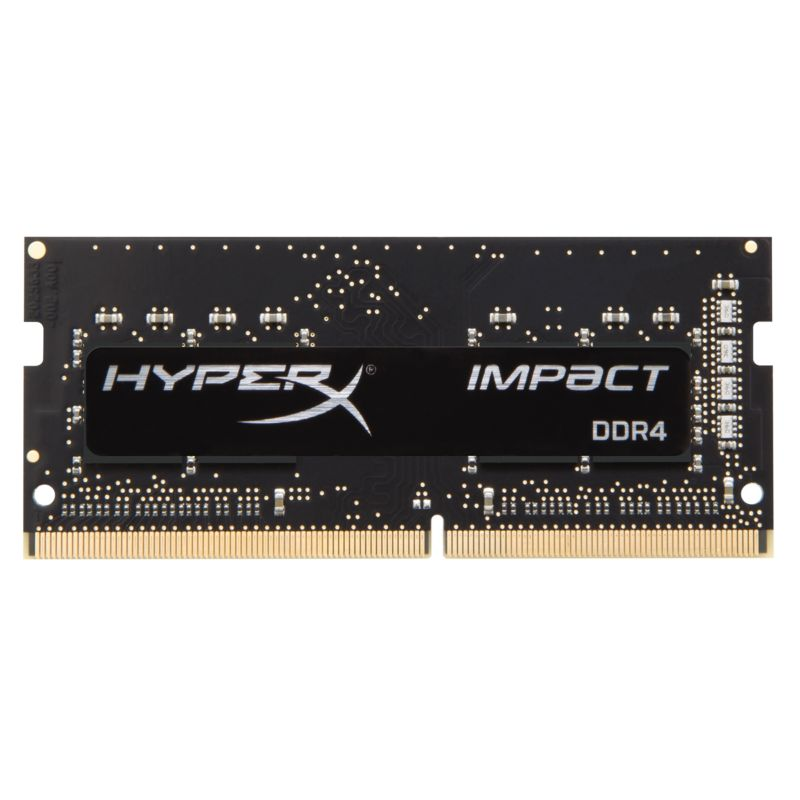 16GB (4x4GB) HyperX Impact DDR4-2133 CL14 SO-DIMM RAM Kit