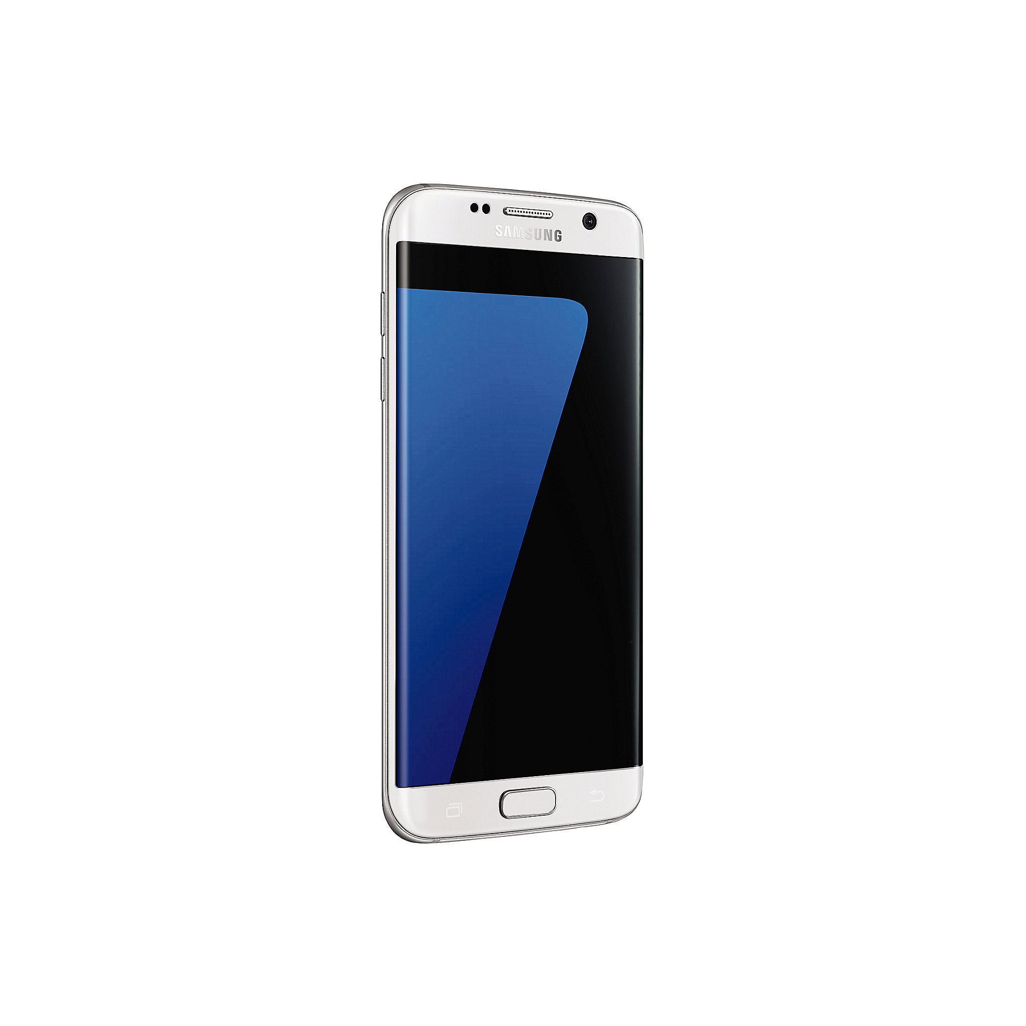 Samsung GALAXY S7 edge white-pearl G935F 32 GB Android Smartphone