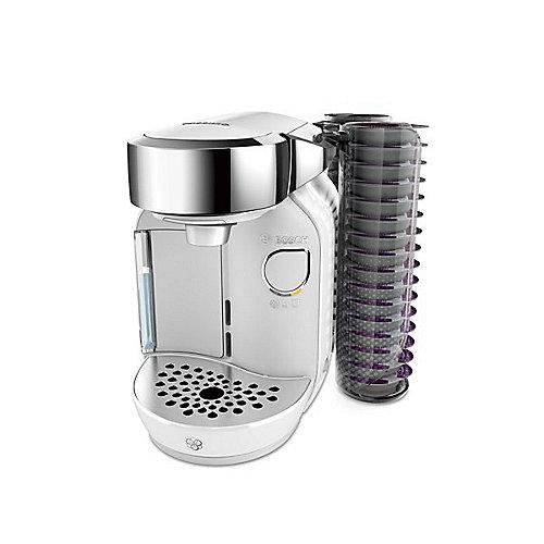 Bosch TAS7004 TASSIMO CADDY Multi-Getränke-Automat weiß | 4242002871288