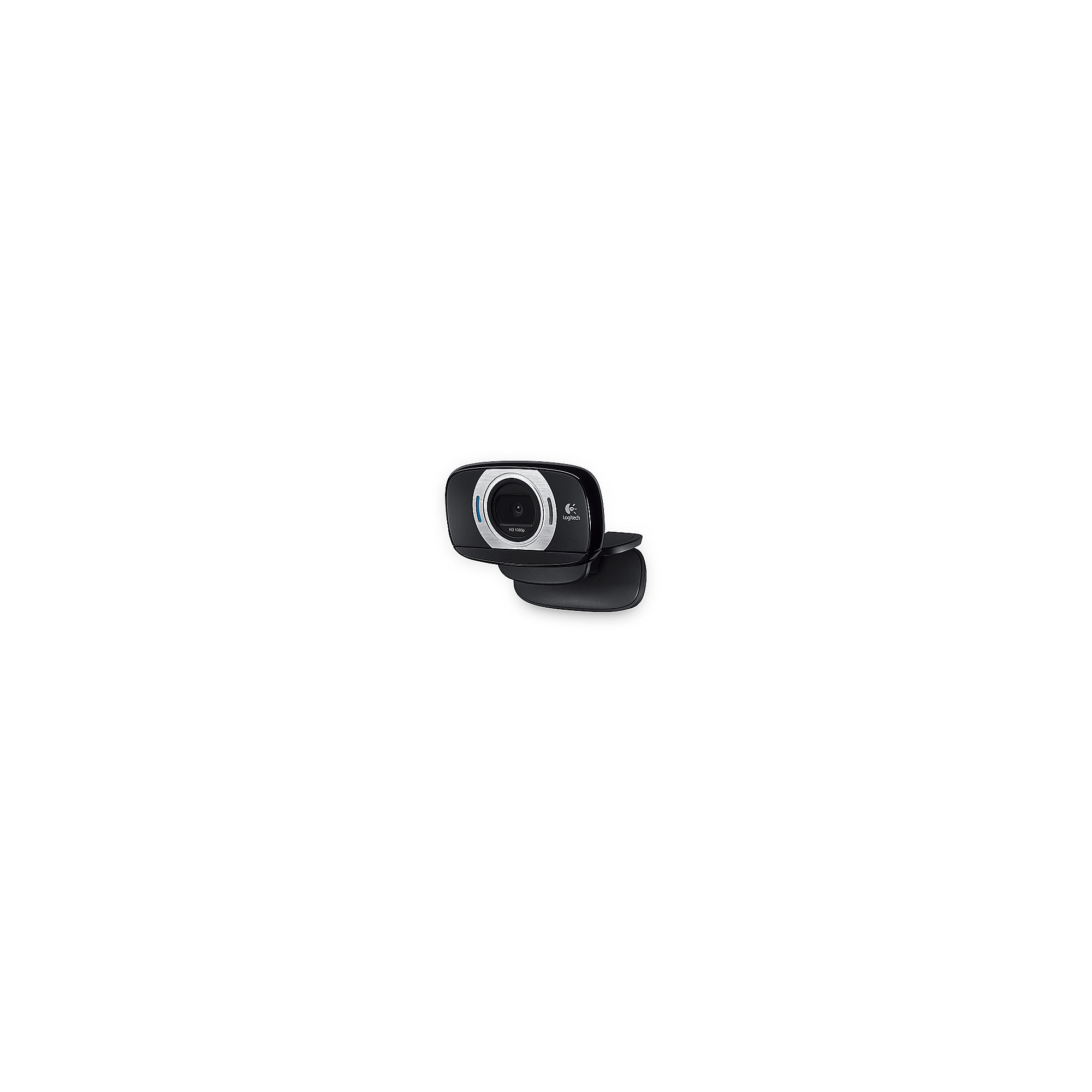 Logitech HD Webcam C615 USB Refresh schwarz
