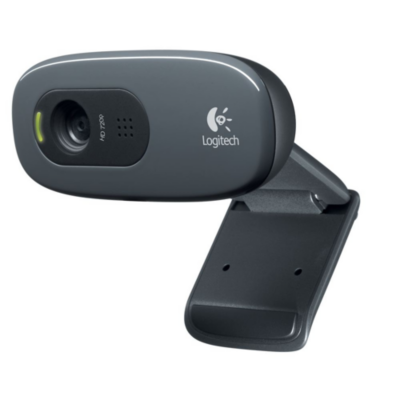 Logitech  C270 HD Webcam USB Schwarz 960-001063 | 5099206064201