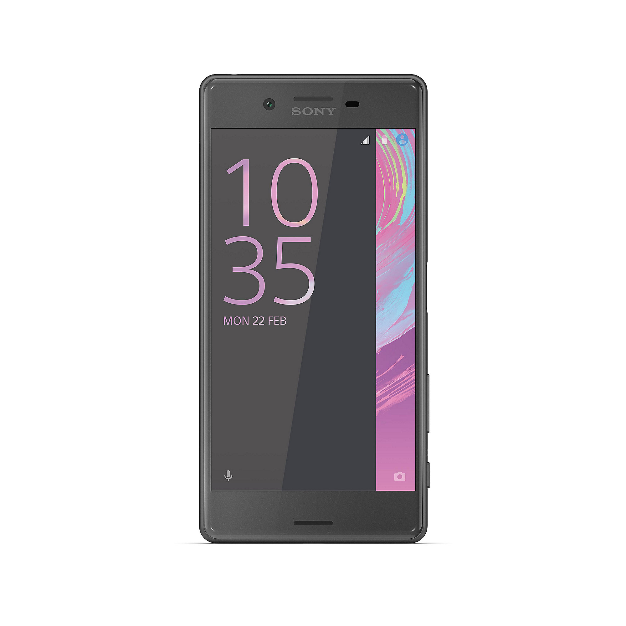 Sony Xperia X graphit-schwarz Android Smartphone