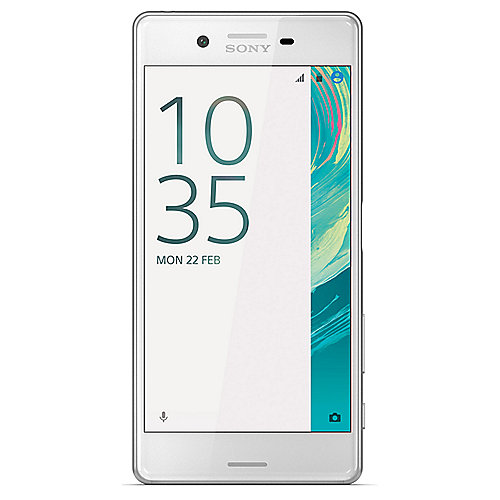 Sony Xperia X weiß Android Smartphone